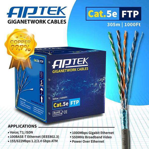 aptek cat5e ftp dongnguyenchat
