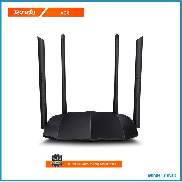 bo phat router wifi tenda ac8 5ghz