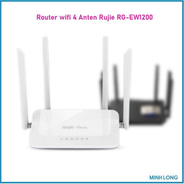 phat wifi xuyen tuong RG EW1200 4anten