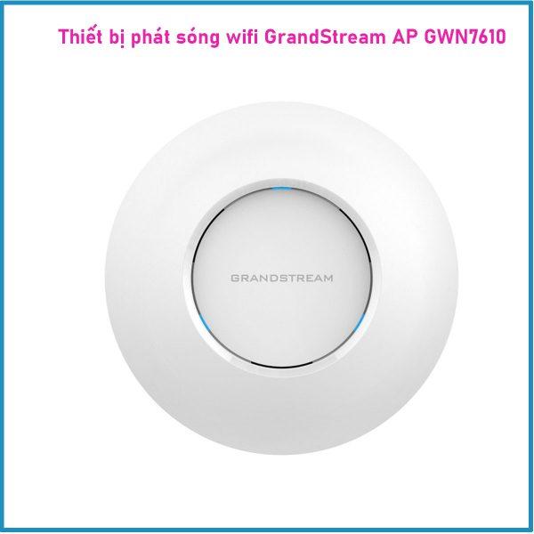 Access Point wifi Grandstream GWN7610