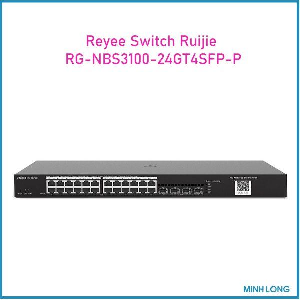RG NBS3100 24GT4SFP P 1
