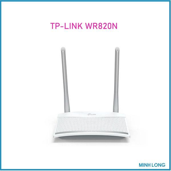 TP LINK WR820N