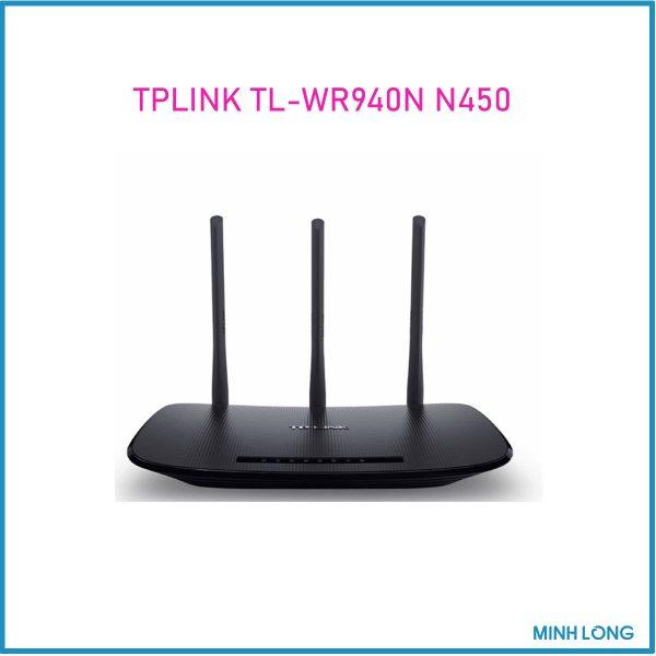 TPLINK TL WR940N N450 1 1