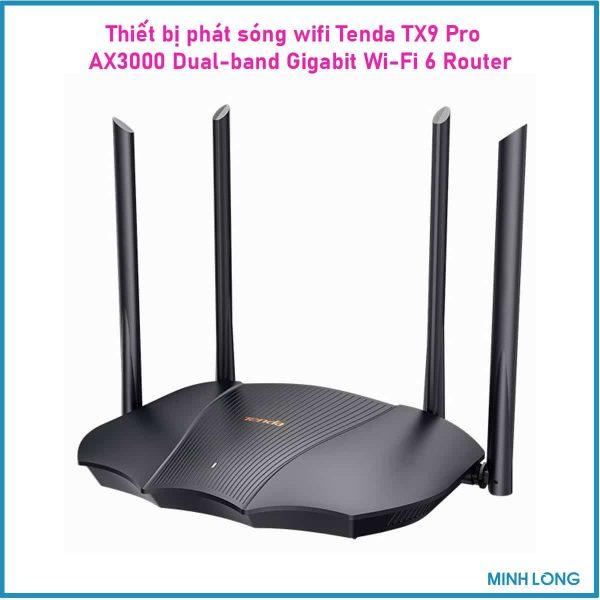 bo phat wifi tenda TX9 Pro