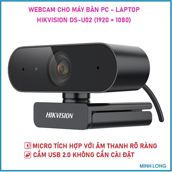 webcam pc hikvision ds u02